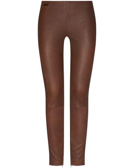 Hosen für Frauen - Polo Ralph Lauren Lederhose  - Onlineshop Lodenfrey