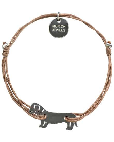 Armbaender für Frauen - Munich Jewels Zamperl Armband  - Onlineshop Lodenfrey