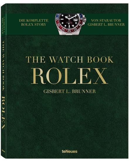 The Watch Book - Rolex Buch teNeues