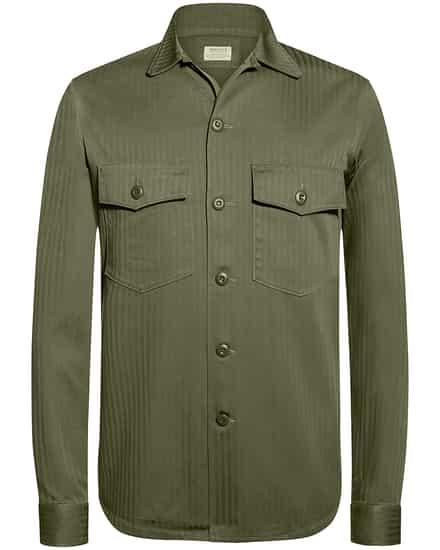 Alpha Shirt Jacket Bagutta