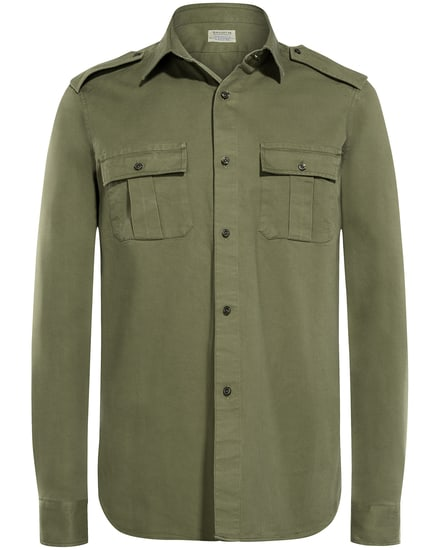 Pacific Shirt Jacket Bagutta