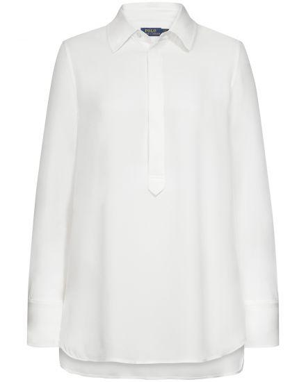 Polo Ralph Lauren- Seidenbluse | Damen (S)