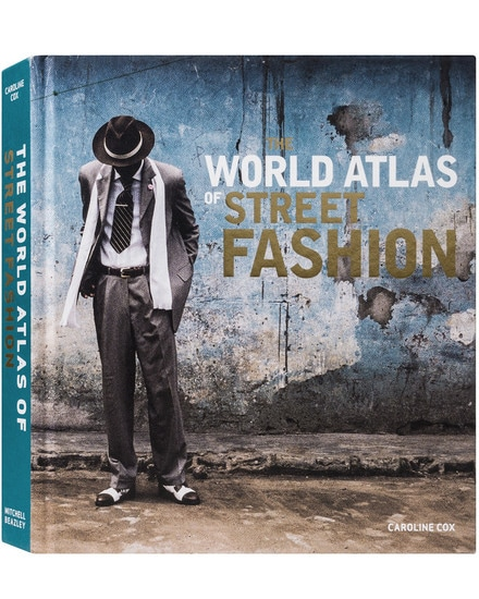 Abrams The World Atlas Of Street Fashion Bildband bei LODENFREY München