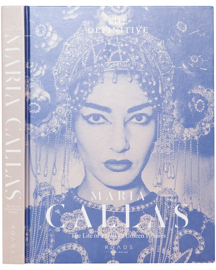Abrams The Definitive Maria Callas: The Life of a Diva in Unseen Pictures Buch bei LODENFREY München