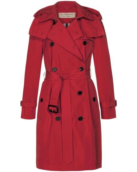 Burberry Amberford Trenchcoat bei LODENFREY München