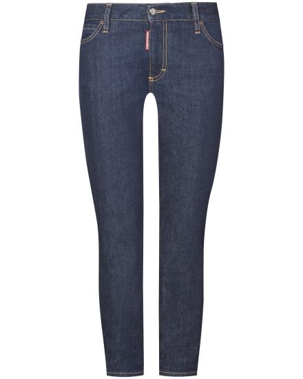 Dsquared2 7/8-Jeans Mid Rise Super Skinny Cropped bei LODENFREY München