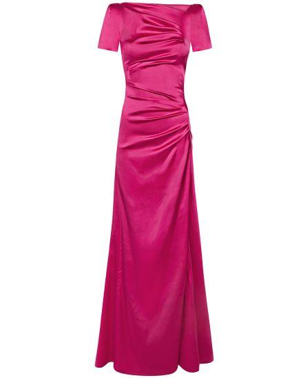Festtagsmode für Frauen - Talbot Runhof Noomi5 Abendkleid  - Onlineshop Lodenfrey