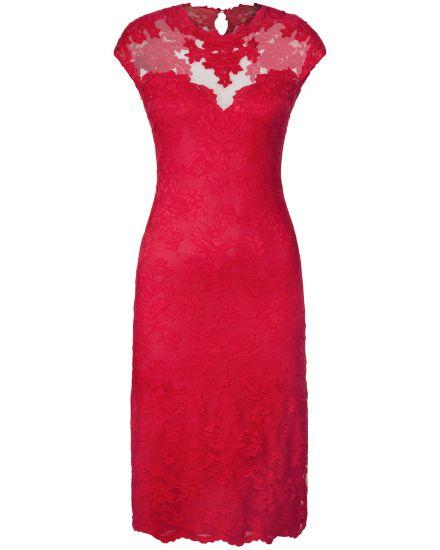 Festtagsmode für Frauen - Olvi's Cocktailkleid  - Onlineshop Lodenfrey