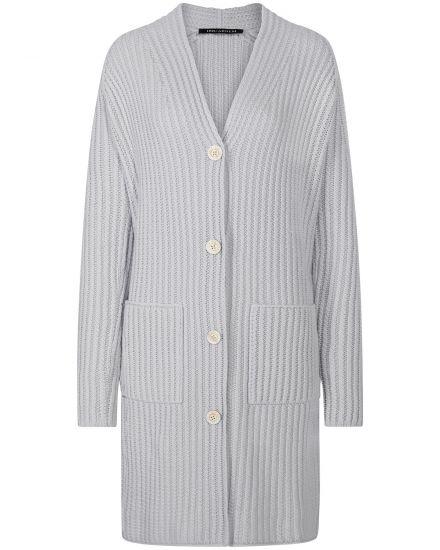 Jacken für Frauen - Iris von Arnim Malvina Cashmere Strickmantel  - Onlineshop Lodenfrey