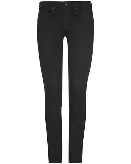 Hosen für Frauen - Rag Bone Nelly 7–8 Jeans High Rise Skinny Ankle  - Onlineshop Lodenfrey