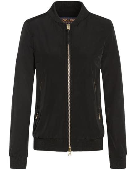 Jacken für Frauen - Woolrich W's Charlotte Blouson  - Onlineshop Lodenfrey