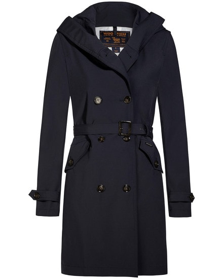 Modern Trenchcoat Woolrich   Bekleidung > Mäntel > Trenchcoats   Woolrich
