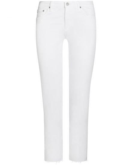 AG Jeans The Isabelle 7/8-Jeans High Rise Straight Crop bei LODENFREY München