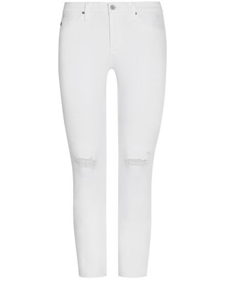 AG Jeans The Farrah Jeans High Rise Skinny Ankle bei LODENFREY München