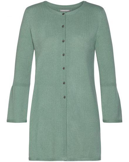 Jacken für Frauen - Hemisphere Cashmere Strickjacke  - Onlineshop Lodenfrey