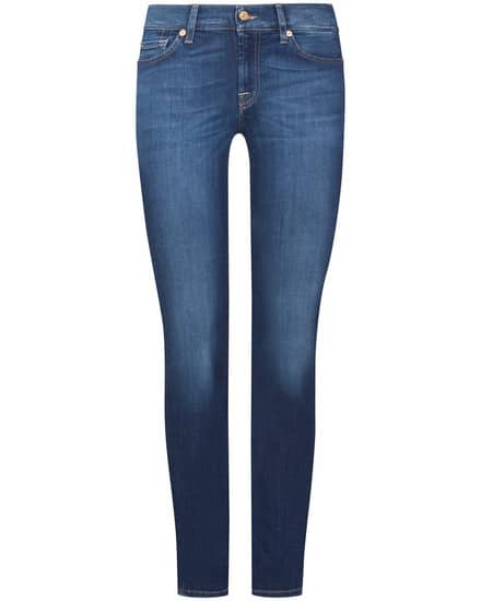 7 For All Mankind Roxanne Jeans Mid Rise Slim bei LODENFREY München