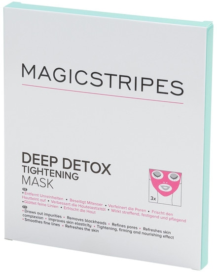 MAGICSTRIPES- Pflegemaske 3er-Set | Damen