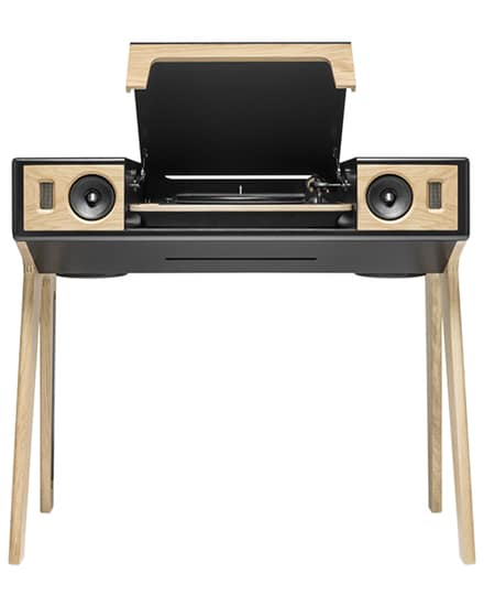 LP 160 Soundtable Audiosystem La Boite Concept