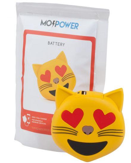 Love Cat Powerbank Mojipower