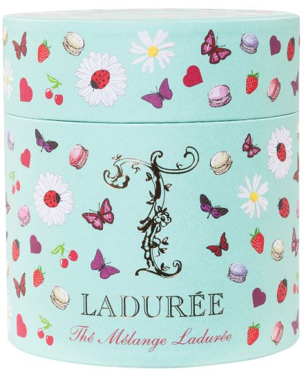 The Melange Laduree Flavoured Black Tea - 100 g...