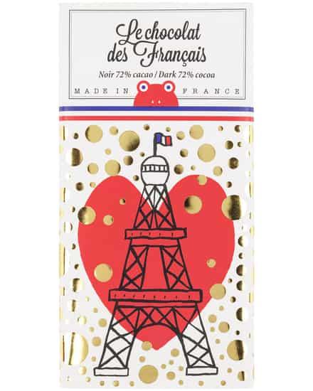 Zartbitterschokolade Le Chocolat Des Francais