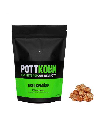 Grillgemüse Popcorn Pottkorn