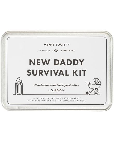 Men's Society New Daddy Survival Kit Box bei LODENFREY München