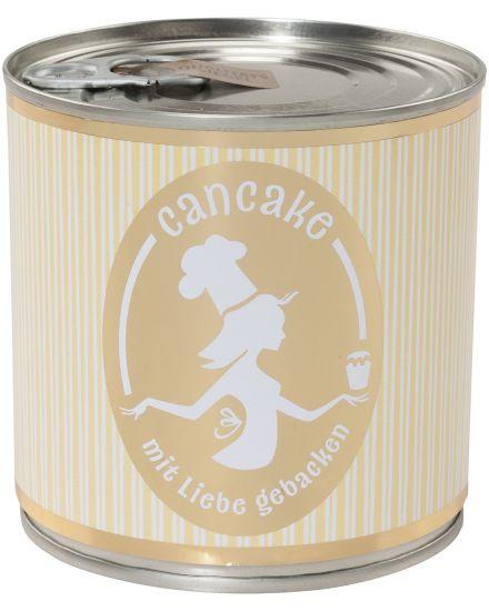 Zitronenkuchen Cancake Wondercandle