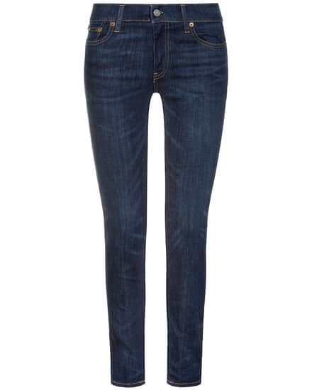Polo Ralph Lauren The Tompkins Jeans Mid Rise Skinny bei LODENFREY München
