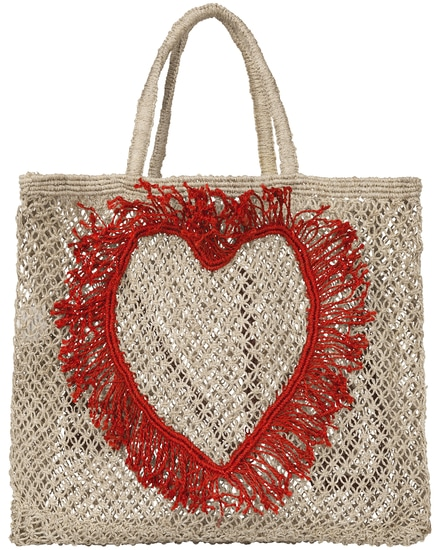 Love Heart Henkeltasche The Jacksons