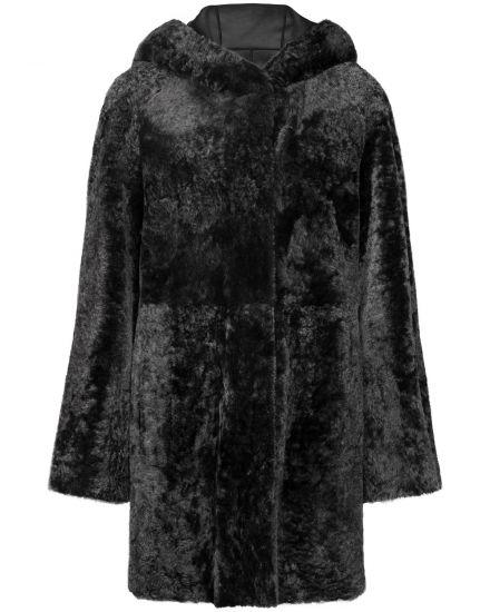 Jacken für Frauen - DROMe Wende Pelzmantel  - Onlineshop Lodenfrey