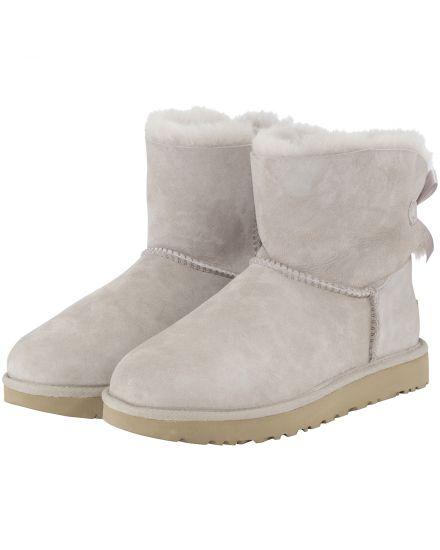 Stiefel für Frauen - UGG Mini Bailey Bow Boots  - Onlineshop Lodenfrey