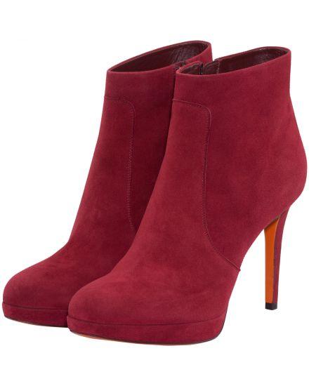 Stiefel für Frauen - Santoni Stiefeletten  - Onlineshop Lodenfrey
