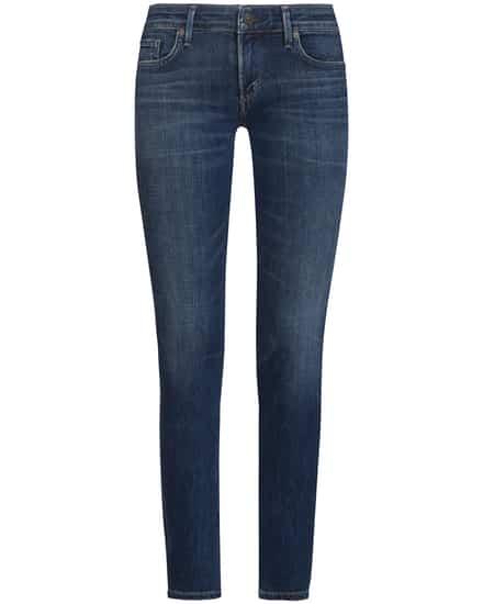 Hosen für Frauen - Citizens of Humanity Racer Jeans Low Rise Skinny  - Onlineshop Lodenfrey