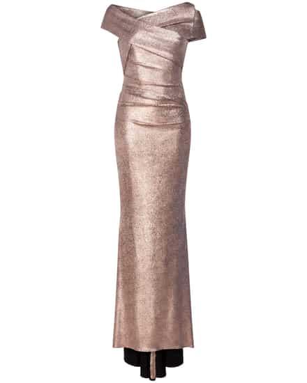 Festtagsmode für Frauen - Talbot Runhof Moa16 Abendkleid  - Onlineshop Lodenfrey