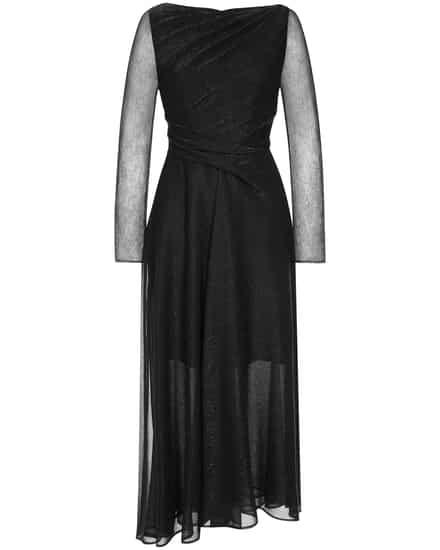 Festtagsmode für Frauen - Talbot Runhof Ross8 Abendkleid  - Onlineshop Lodenfrey