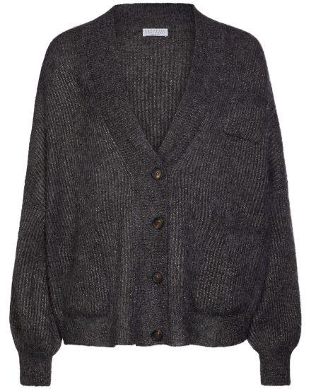 Jacken für Frauen - Brunello Cucinelli Strickjacke  - Onlineshop Lodenfrey