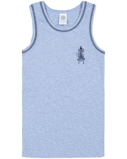 Jungen-Unterhemd Sanetta