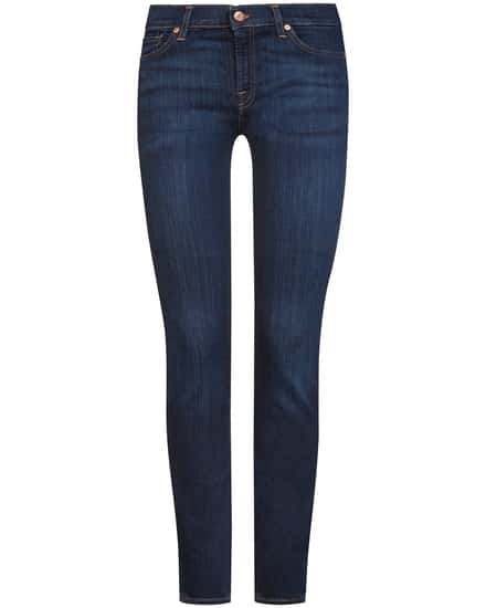 The Skinny Jeans Mid Rise Slim Illusion 7 For A...