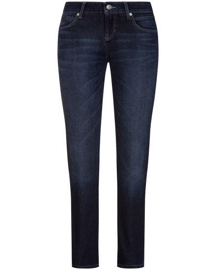 Hosen für Frauen - Cambio Liu Jeans Mid Rise  - Onlineshop Lodenfrey