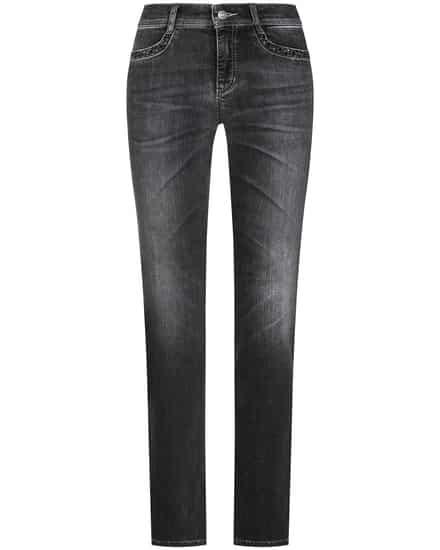 Hosen für Frauen - Cambio Parlina Jeans Mid Rise  - Onlineshop Lodenfrey