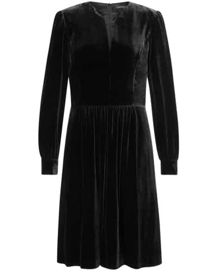 Kleider für Frauen - Strenesse Samtkleid  - Onlineshop Lodenfrey