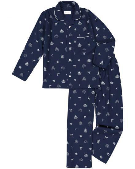 Mädchen-Pyjama Derek Rose