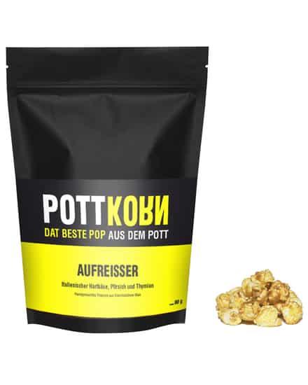 Aufreisser Popcorn Pottkorn