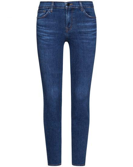 Hosen für Frauen - J Brand Austin Jeans Mid Rise Skinny  - Onlineshop Lodenfrey