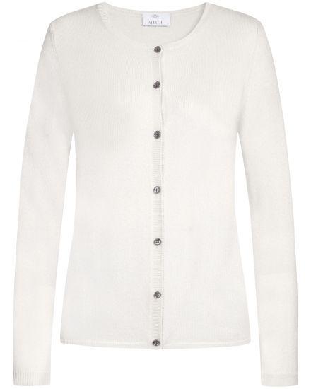 Jacken für Frauen - Allude Cashmere Strickjacke  - Onlineshop Lodenfrey