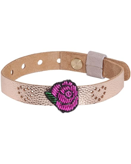 Armbaender für Frauen - Sorbet Bracelets Heart Pin Lederarmband  - Onlineshop Lodenfrey
