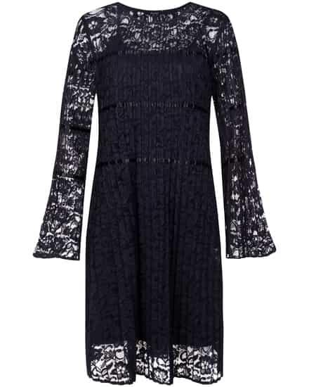Kleider für Frauen - Riani Plissee Kleid  - Onlineshop Lodenfrey