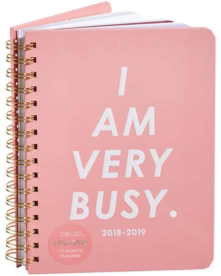 Bando- Kalender - I am very busy. | Damen