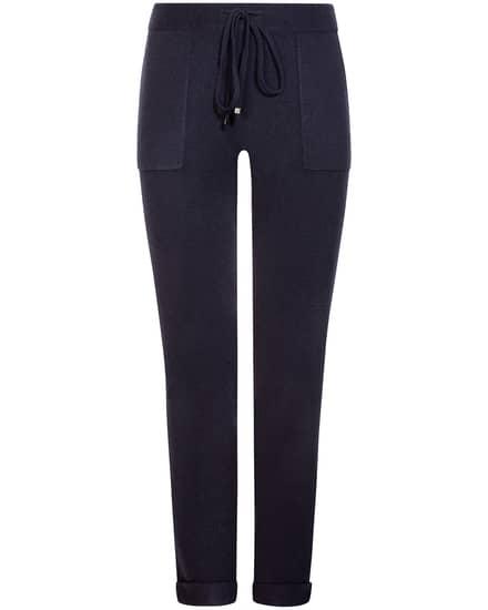 Waesche für Frauen - Hemisphere Cashmere Loungehose  - Onlineshop Lodenfrey